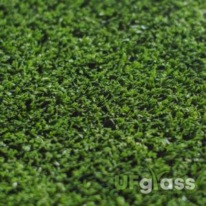 Ландшафтная искусственная трава 10 мм UF Grass зеленая